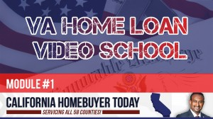 va loan california